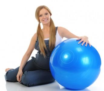 Zwanger fit